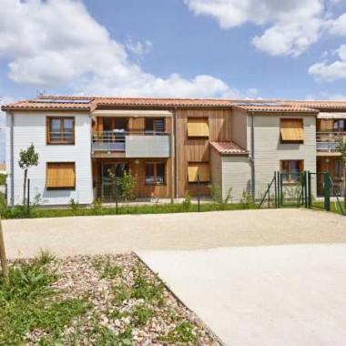Migné auxances - 32 logements